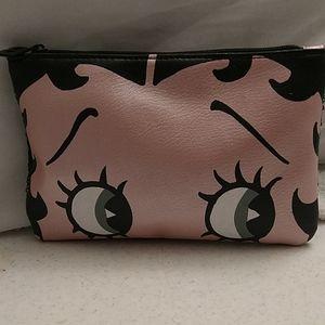 Betty boop ipsy bag